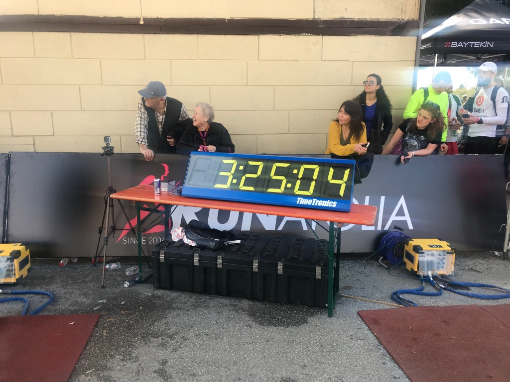 Runatolia Antalya Maratonu 2019 Yarış Saati