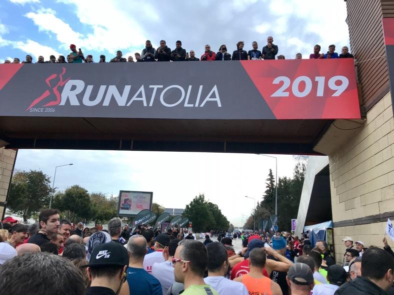 Runatolia Antalya Maratonu 2019