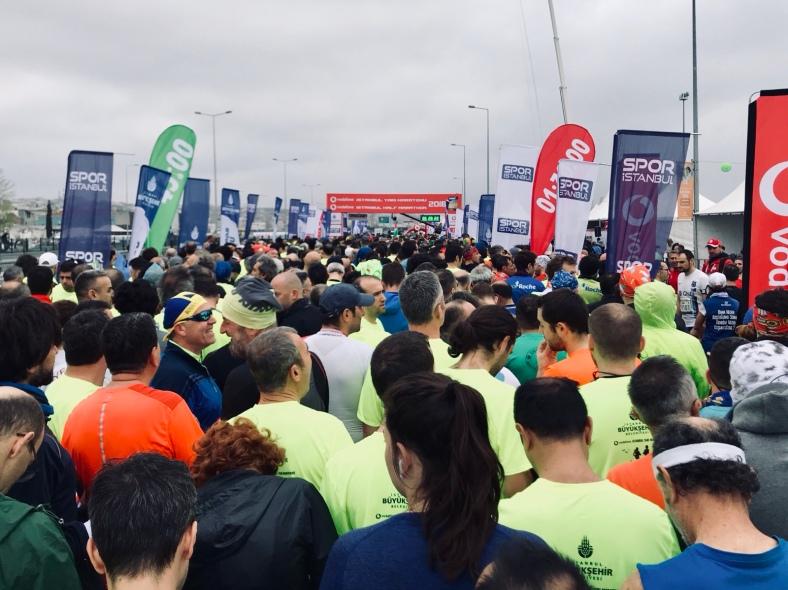Vodafone İstanbul Yarı Maratonu 2018
