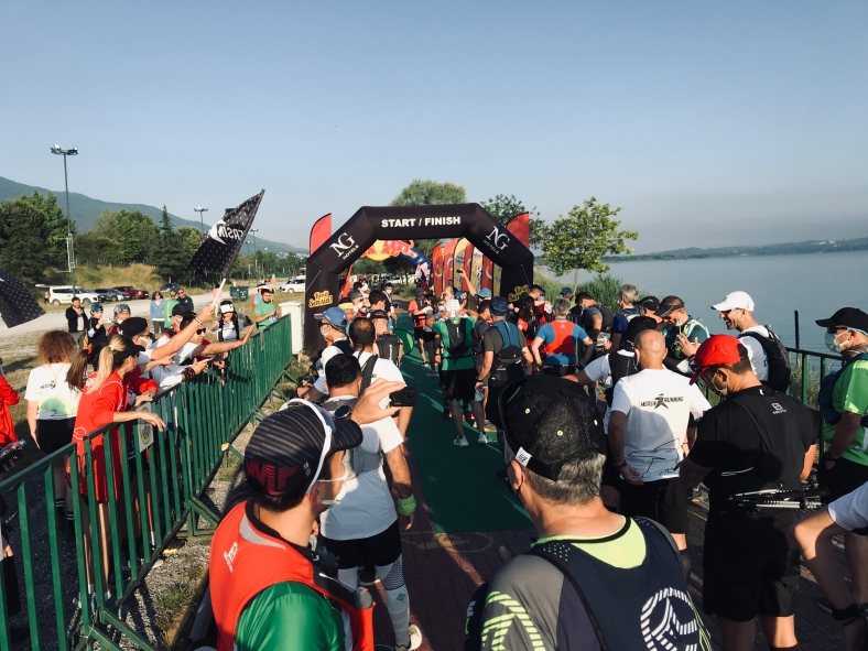 Sapanca Ultra Trail Maratonu 40K 2021