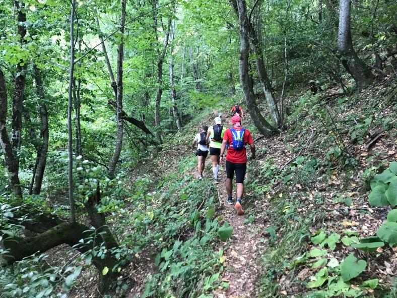 İznik Ultra Trail 2021 55K İlk Tırmanış