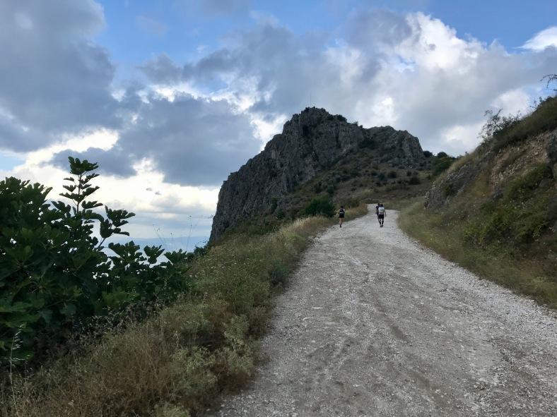 İznik Ultra Trail 2021 55K Üçüncü Tırmanış